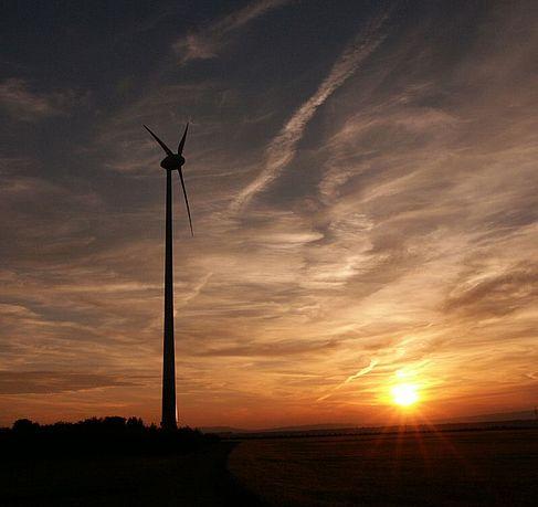 Wind und Sonne